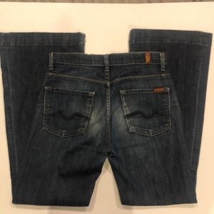 Sz27 jean 7 for all mankind